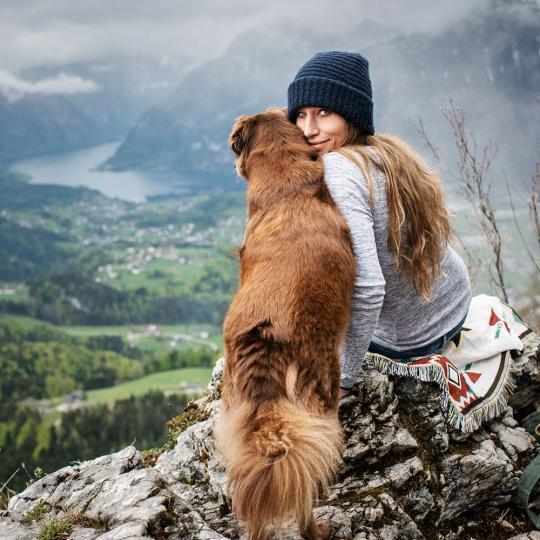 A kutyarajongó fotós, Anne Geier képeitől eláll a szavunk