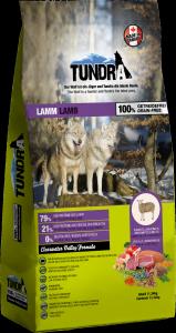 Tundra kutyaeledel