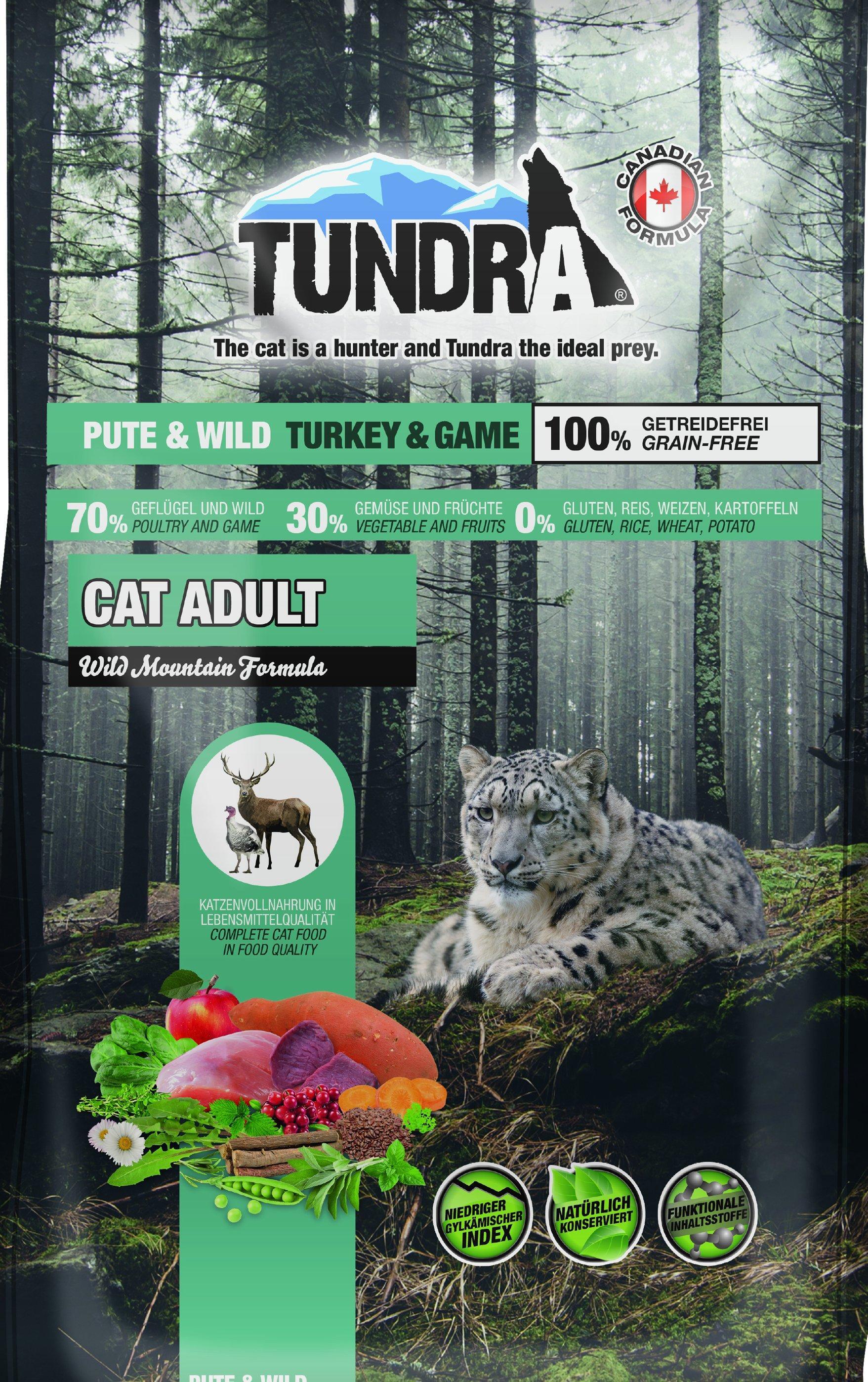 Tundra macska száraztáp
